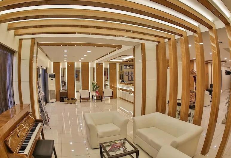 Garni Hotel, Gaziantep, Lobby Sitting Area