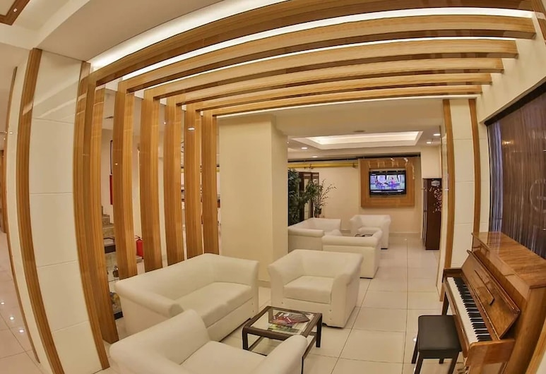 Garni Hotel, Gaziantep, Sitzecke in der Lobby