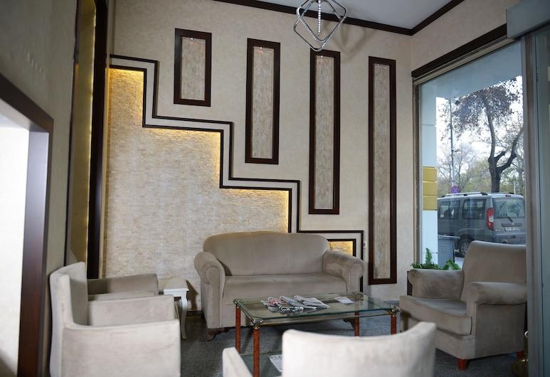 Kucuk Velic Hotel, Gaziantep, Recepción