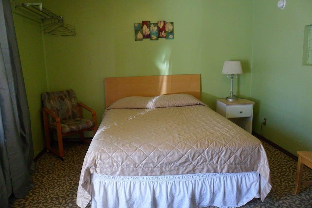 Comfort kamer, 1 queensize bed, terras - Badkamer