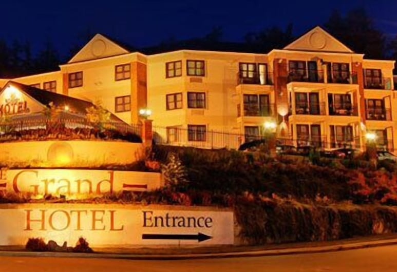 The Grand Hotel Nanaimo, Nanaimo, Eksterijer