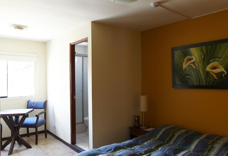 Flying Dog Hostels, Ліма, Двомісний номер, приватна ванна, Номер