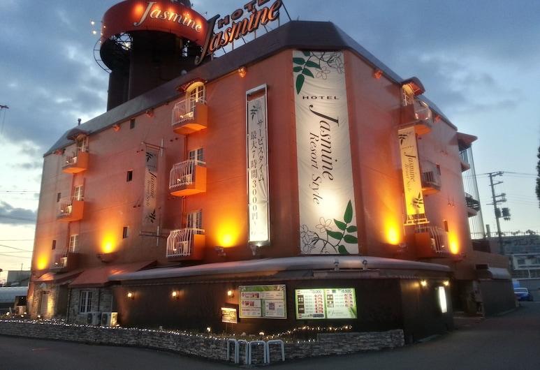 ホテル ジャスミンリゾートスタイル, 東大阪市, 外装