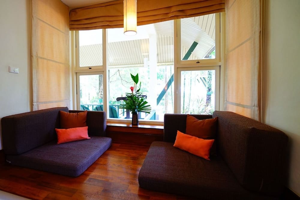 Deluxe Villa - Dzīvojamā istaba