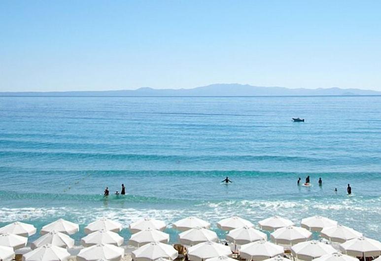 Margarita Sea Side Hotel, Кассандра, Пляж