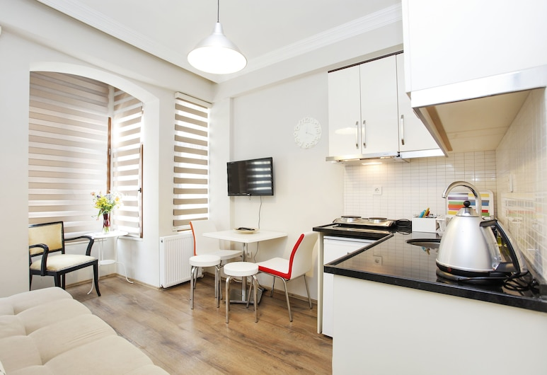 Detay Apart, Istanbul, Luxusný apartmán, Izba