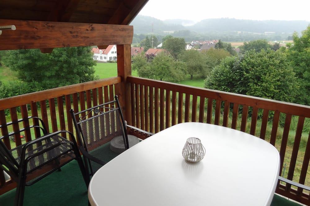 Апартаменты, балкон (Dachgeschoss) - Балкон