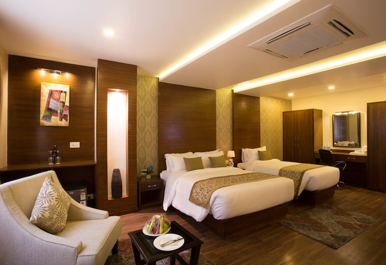 Yatri Suites and Spa, Kathmandu, Kathmandu, Executive Suite, Bilik Tamu
