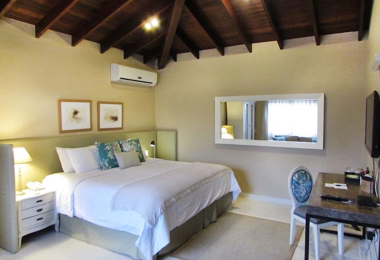 Faro Norte Suites, Asunción, Suite, 1 Double Bed with Sofa bed, Guest Room