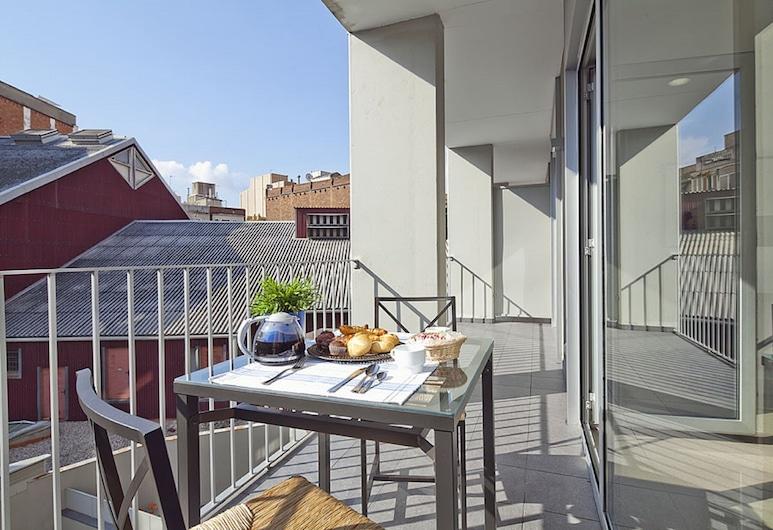 Charmsuites Paralel , Барселона, Вид снаружи / фасад