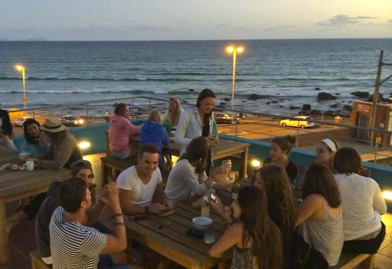 Stoked Backpackers, Cape Town, Terrace/Patio