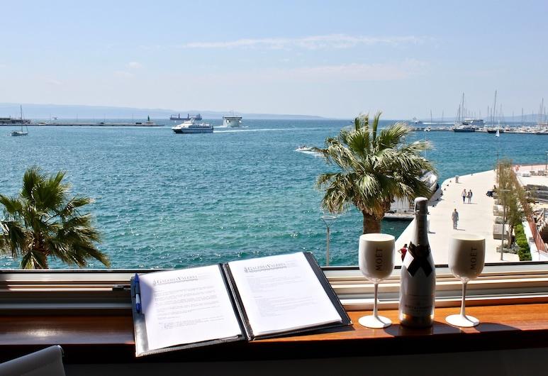 畫廊瓦勒里亞海濱市中心酒店, 斯普利特, Luxury With Sea View, 客房