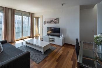Bild vom Rent Top Apartments Forum in Sant Adrià de Besòs