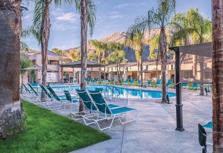 沃爾德馬克棕櫚泉飯店, 棕泉市, 游泳池