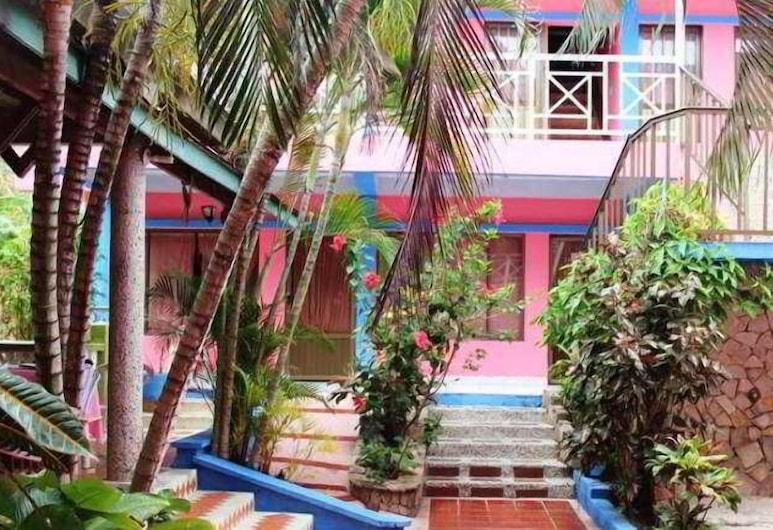 Cabañas El Encanto, Providencia, Terrace/Patio