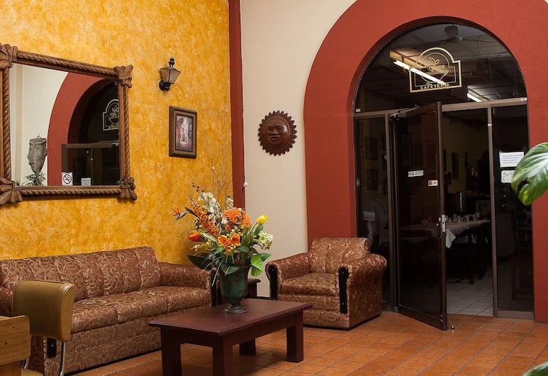 Hotel Riviera, Ciudad Valles, Zona de estar
