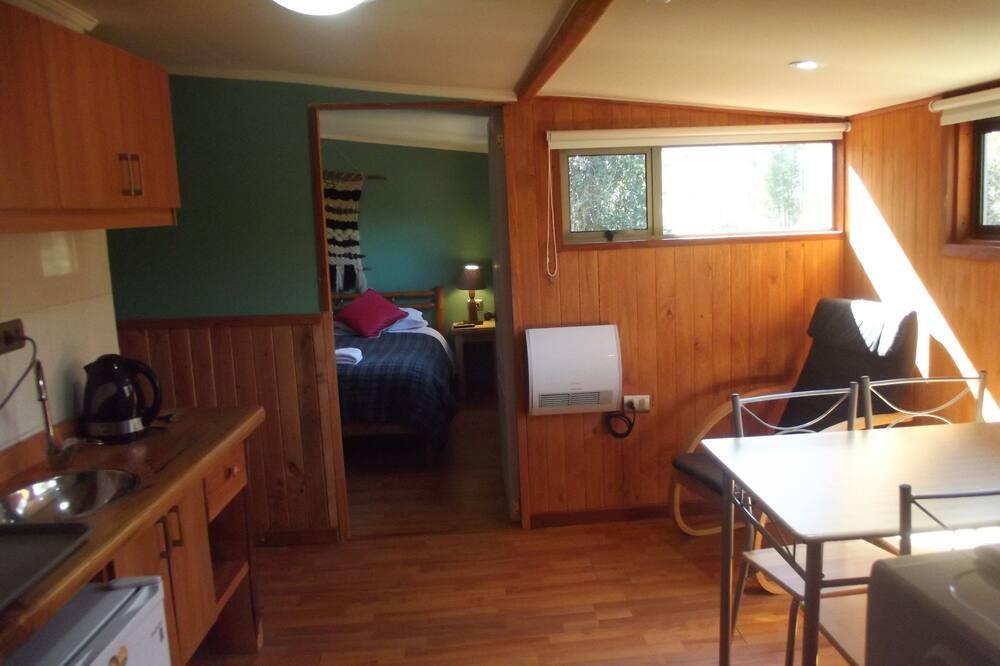 Cabin dành cho gia đình, 2 phòng ngủ, Có phòng tắm riêng - Khu phòng khách