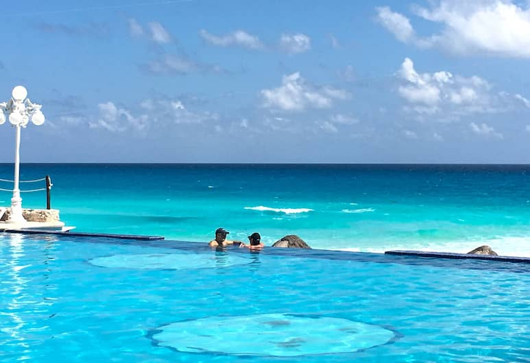 Cancun Plaza Condo, Cancun, Kültéri medence