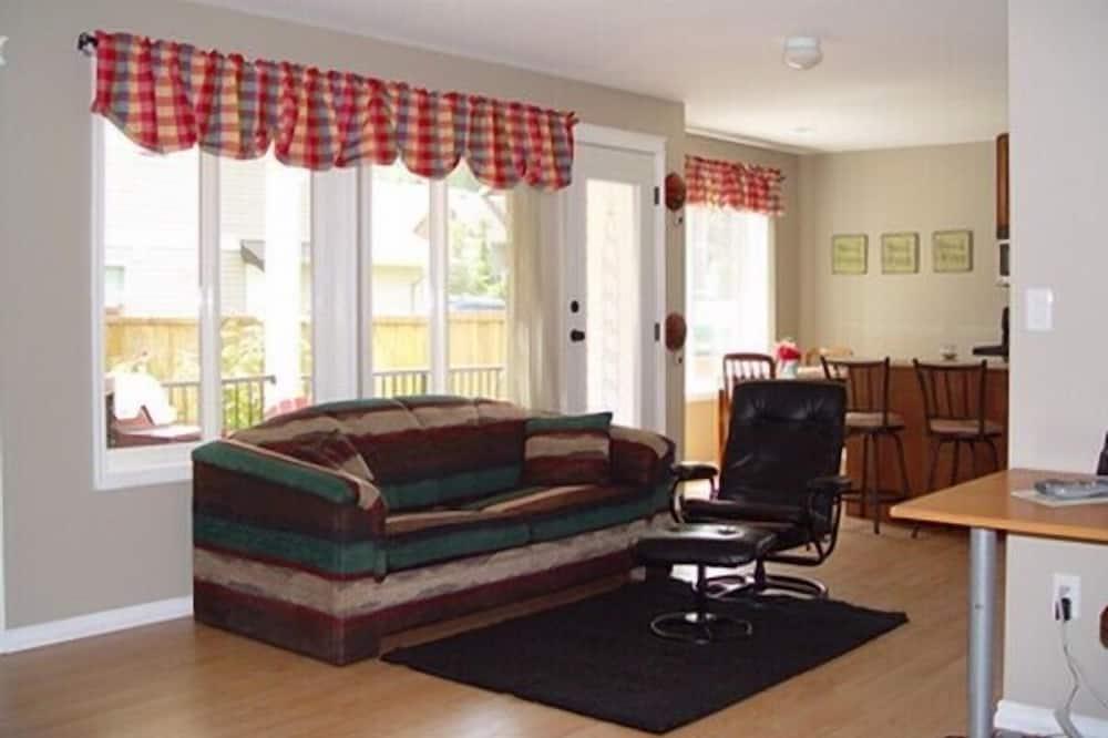 Люкс, 1 спальня (The Country Plaid Suite) - Гостиная