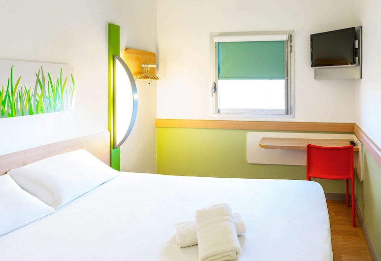 ibis budget Leicester, Leicester, Double Room, 1 Double Bed, Guest Room