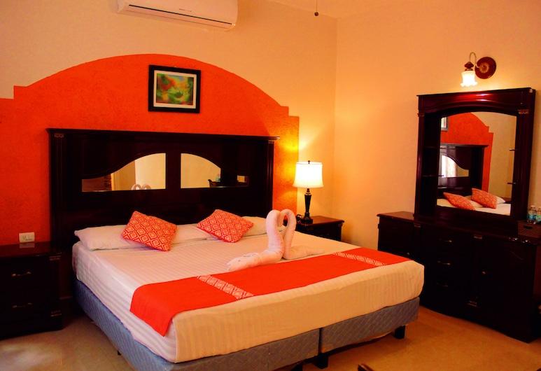 Hotel Quinta Marciala, Valladolid, Süit, Oda Manzarası