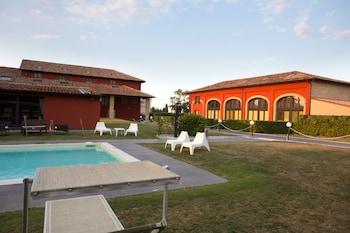 A(z) Corte di Frara hotel fényképe itt: Parma