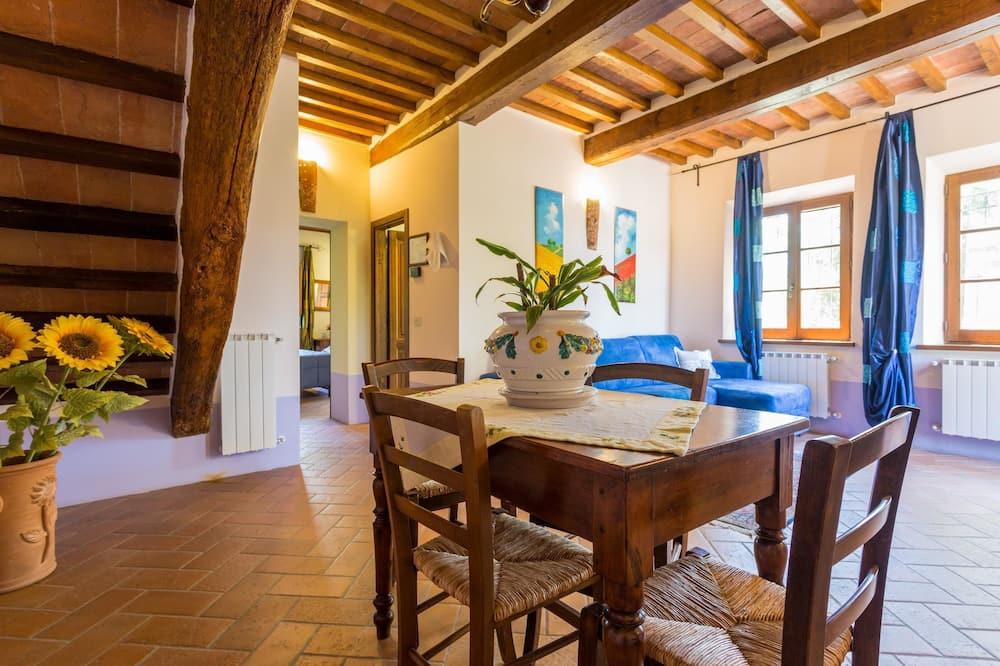 Comfort-huoneisto, 1 makuuhuone (Leccino) - Oleskelualue