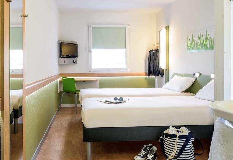 ibis budget Manchester Centre Pollard Street, Manchester, Værelse til 3 personer - flere senge, Værelse