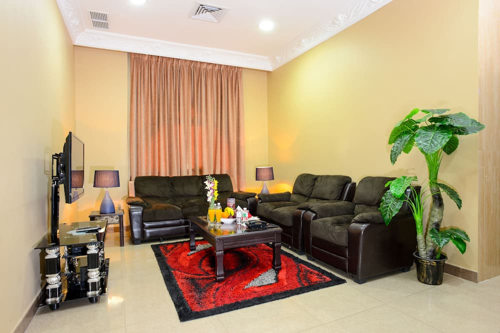 Deluxe Διαμέρισμα, 2 Υπνοδωμάτια - Καθιστικό