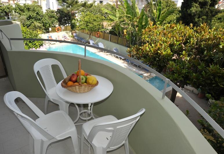 Anseli Hotel, Rhodes, Studio, Ban công, Có thể ngắm cảnh, Phòng