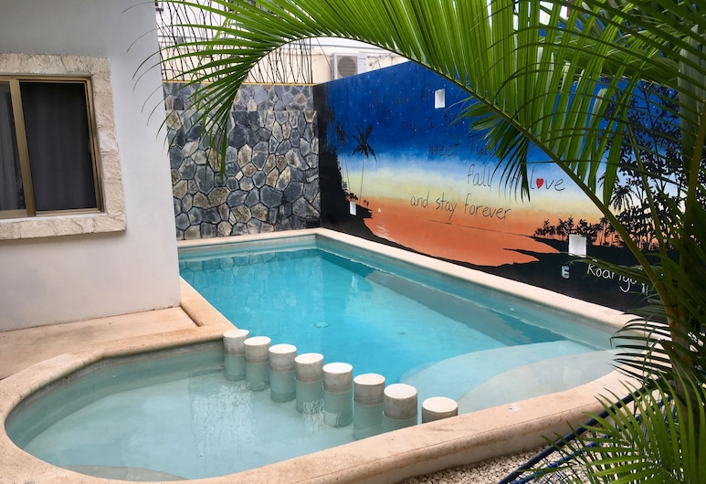 Ginger Hotel, Tulum, Outdoor Pool