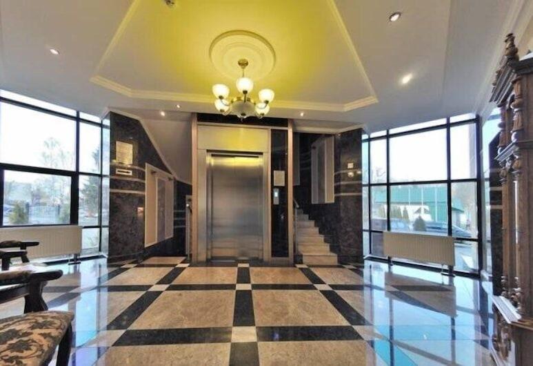 Park-hotel Zamkovyj, Gomel, Lobby