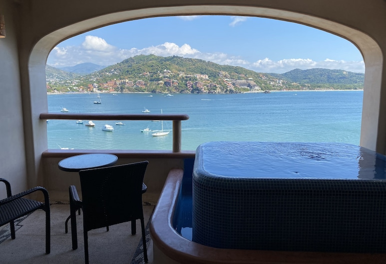Villa del Pescador, Zihuatanejo, Premium tuba, Rõdu