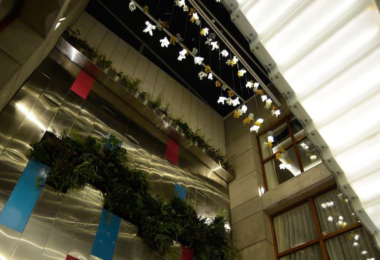 Marquiz Hotel Boutique, Quito, Hotel Interior