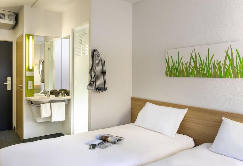 ibis budget Zurich City West, Zürih, İki Ayrı Yataklı Oda, 2 Tek Kişilik Yatak, Oda
