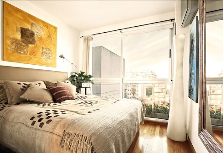 Checkin Apartments, Buenos Aires, Appartement, Chambre