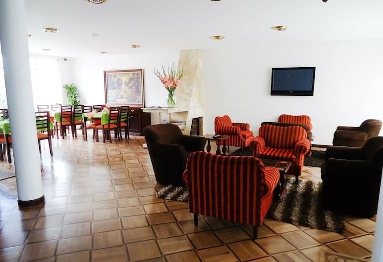 Hotel Parkway Bogota, Bogotá, Aulan oleskelutila