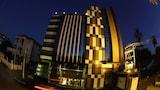 Sélectionnez cet hôtel quartier  Rangoun, Myanmar (réservation en ligne)