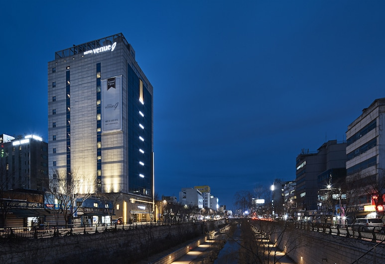 G 地酒店, 首爾