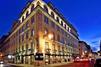 Lizbona — zdjęcie hotelu TURIM Terreiro do Paço Hotel