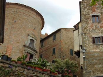 Nuotrauka: Domus Ghibellinae-Fonte di San Benedetto, Cortona