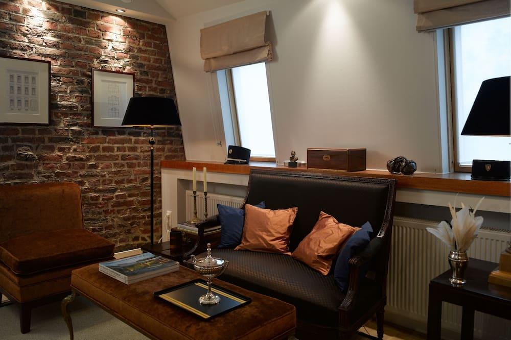 Grand-Suite - Wohnbereich