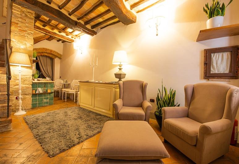 Casa Camaldoli - Historic Capitano Collection, San Quirico d'Orcia, Lobby