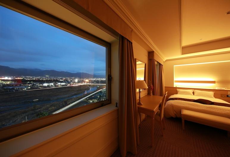 Hotel Kasugai , Fuefuki, Premium Twin Room, Guest Room