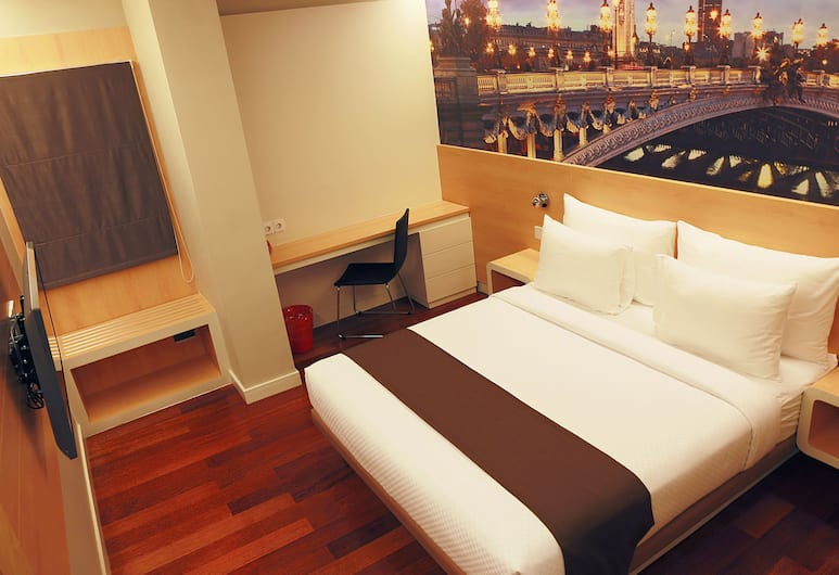 Citihub Hotel @Pecindilan, Surabaya, Surabaya, Kamar Superior, 1 Tempat Tidur Double, Kamar Tamu