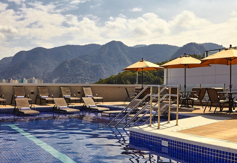 Residence Inn by Marriott Rio de Janeiro Barra da Tijuca, Rio de Janeiro, Sports Facility