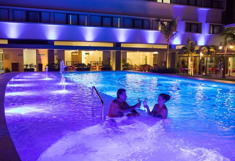 Hotel Cortez, Santa Cruz, Outdoor Pool