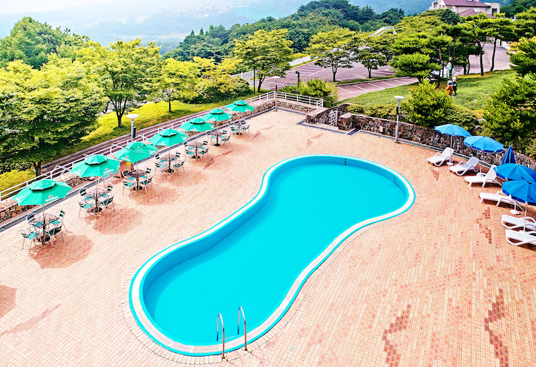 The Mauna Ocean Resort, Gyeongju, Außenpool