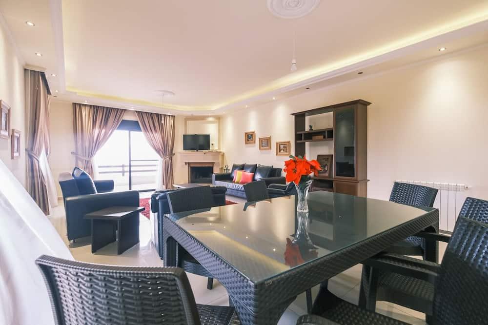 Villa - Área de Estar