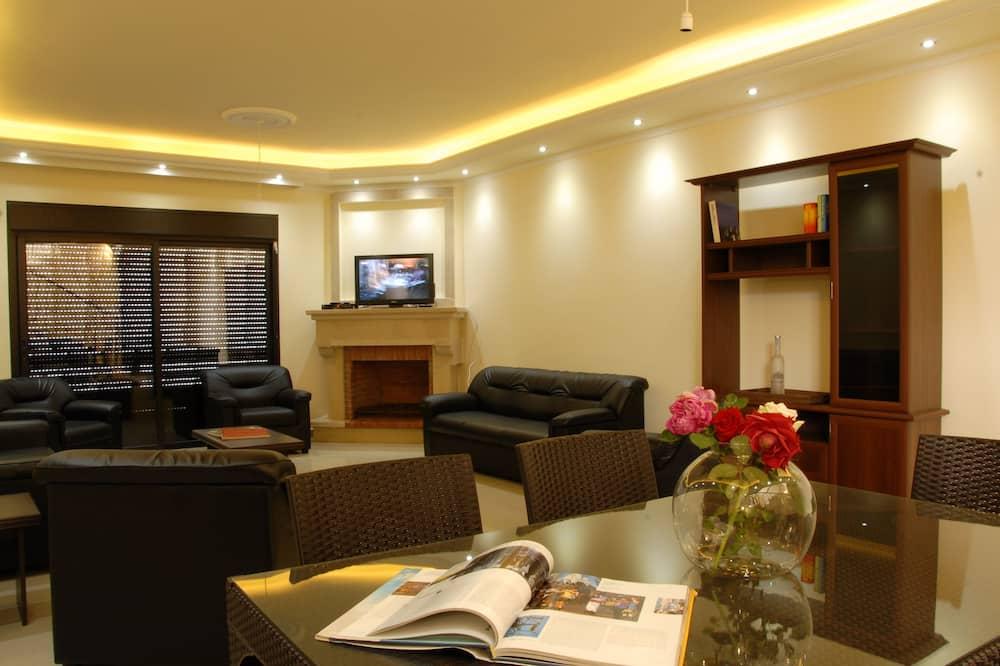 Villa Deluxe, 3 camere da letto - Pasti in camera